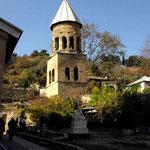 das Nonnenkloster von Mtskheka