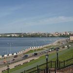 Strandpromenade von Izhewsk