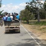 erste Eindrücke in Honduras