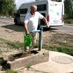 so funktioniert unsere Wasserversorgung in Kirgistan