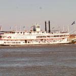 der Mississippi Dampfer
