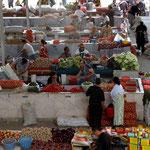 der Bzar von Samarkand