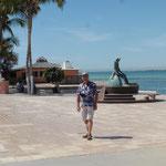 Strandpromenade in La Paz