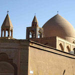 die armenisch orthodoxe Kirche von Isfahan