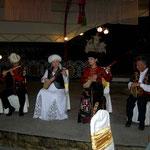 kirgisische Volksmusik mit einheimischen Instrumenten