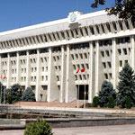 Der Präsidentenpalast – Ort der Revolution vor 3 Jahren