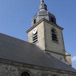 Eglise de Rarécourt