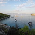 Bucht im Saronischen Golf