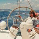 Segeln in den Äolischen Inseln
