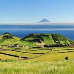 Landschaftsbild Azoren