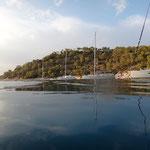Badebucht Griechenland