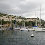 Segeln in Südfrankreich