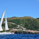 Segelurlaub Azoren