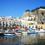 Hafen Lipari
