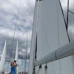 Yacht Checkin in Sukosan