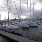 Yachten in der Marina Rubicon