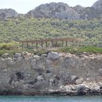 Nisis Moni bei Athen
