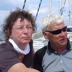 Evie und Skipper Helmut