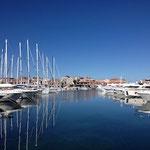 Yachthafen Kroatien