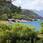 Nisis Moni - Segeln in Griechenland