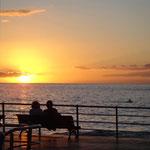 Sonnenuntergang an der Costa Adeje