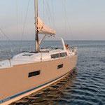Oceanis 38 Yachtansicht