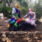 Tarot Garten der Niki de Saint Phalle