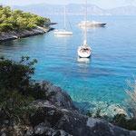 Jeanneau 53 in Griechenland