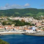 Segeln Azoren