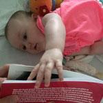 Fayline wil ook graag het boek lezen