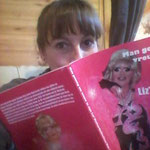 Yeahhhhhhhhhh dinnetje Veerle met haar boek (waar ze zelf vele malen instaat hahaha)