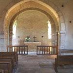 Kerk van de Tempeliers - Echarnant