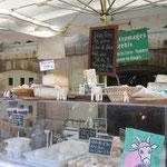 Markt in Bligny sur Ouche