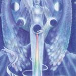 月:大天使ラファエル