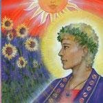 太陽:物質界に生きる