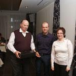 Migi Mathis 25 Jahre bei Baukader Unterwalden