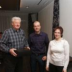 Dölf Käslin 40 Jahre bei Baukader Unterwalden