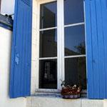 Fenêtre de la chambre Romantique