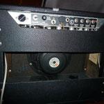 Combo guitare 100% lampes  12 Watts optimisation pro + HP et lampes de haut vol.  Fender Silverface avec circuit Blackfaced (circuit des 60's pre CBS d'origine)