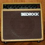 Bedrock tweed  90's 1x12    2 canaux