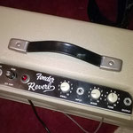 Fender Reverb Blonde  1964 original ...