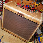 Fender Princeton Tweed 1959 original ...