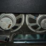 Vox AC30 1972 avec Reverb eu HP Alnico Philips