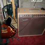 Fender Concert Brownface  1961 original ...