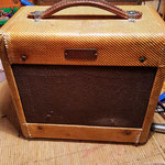 Fender Champ Tweed 1957 original ...
