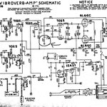 R42 est de 470 sur le RI et devrait être 4700 ohms. FENDER Vibroverb RI 63