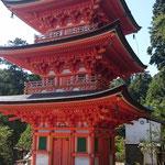 宝厳寺三重の塔