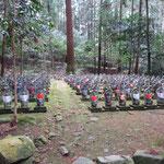 Sentai Jizoson (Thousand statues of Jizo Bosatsu)