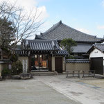The first full-scale temple in Japan