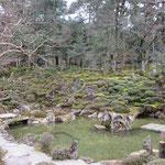 Horai Garden, the Isle of the Immortals
